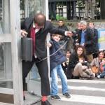 Printemps des rues - Cie Petit Monsieur - Coup de Fil