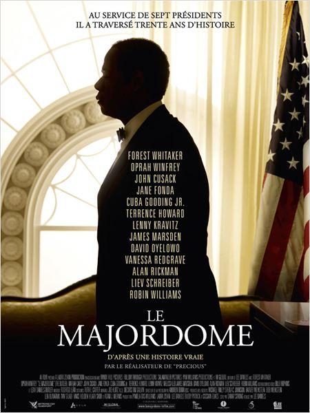 affiche - Le majordome